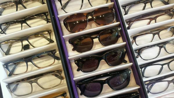 The Tom Ford frames have arrived #excited http://t…